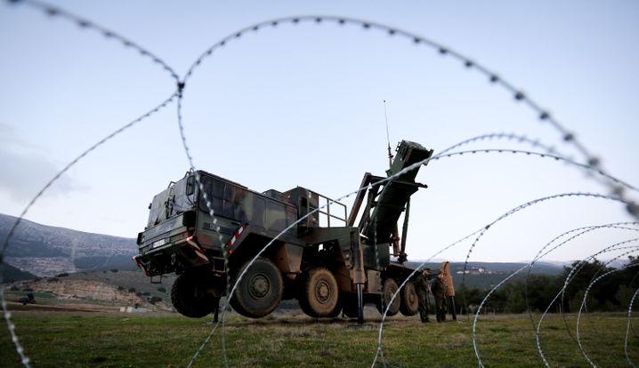 """Deutsches """"Patriot""""-System in der Türkei: Einsatz bald beendet"""