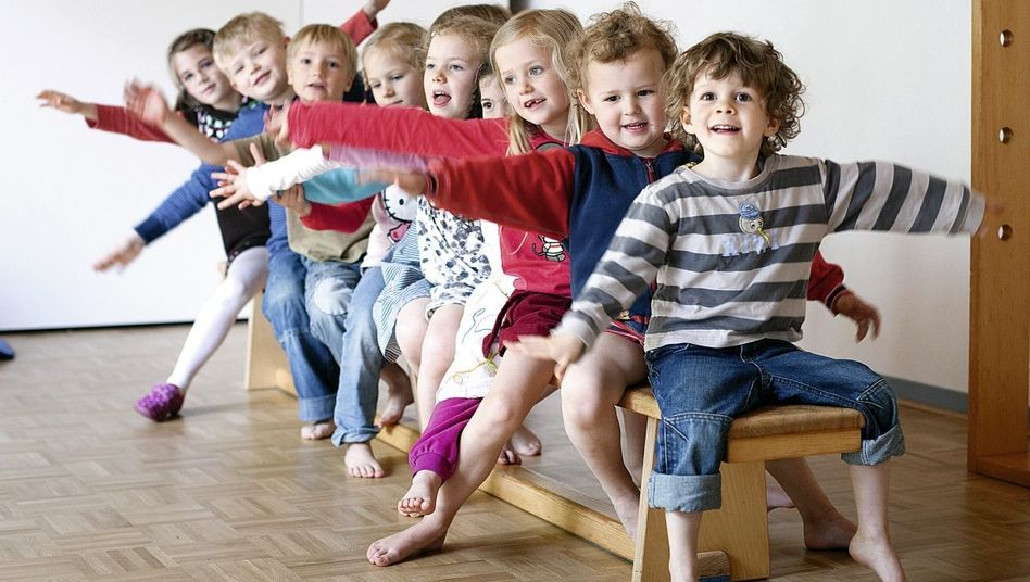 Kita-Kinder in Köln