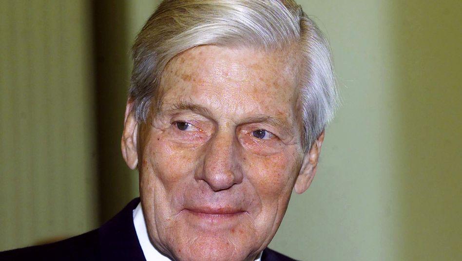 Walther Leisler Kiep (2001)