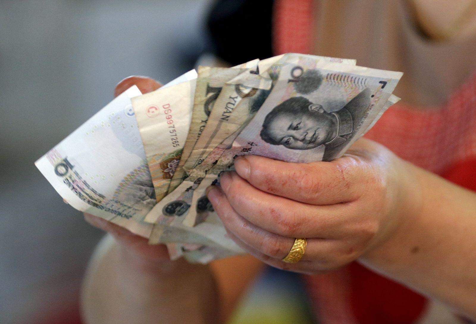 China Geld Währung