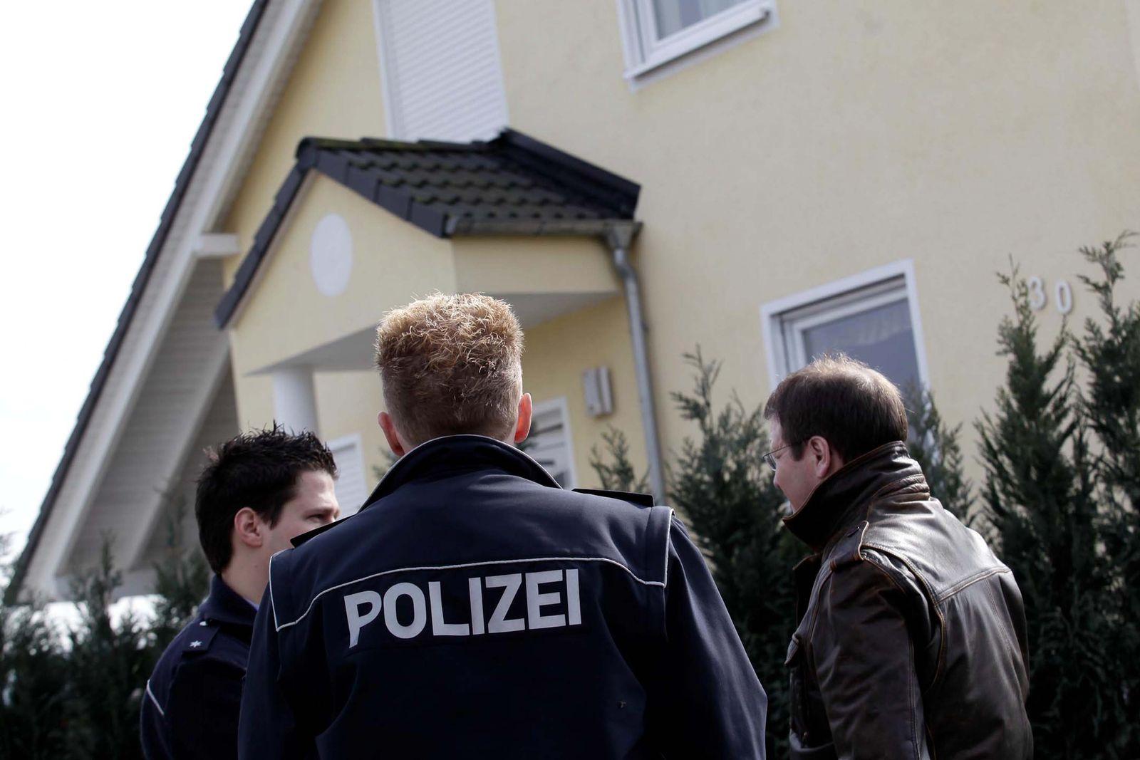 NICHT VERWENDEN Polizei