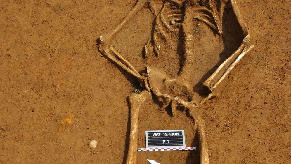 Schlacht von Waterloo: Archäologe verrät Identität des Soldaten
