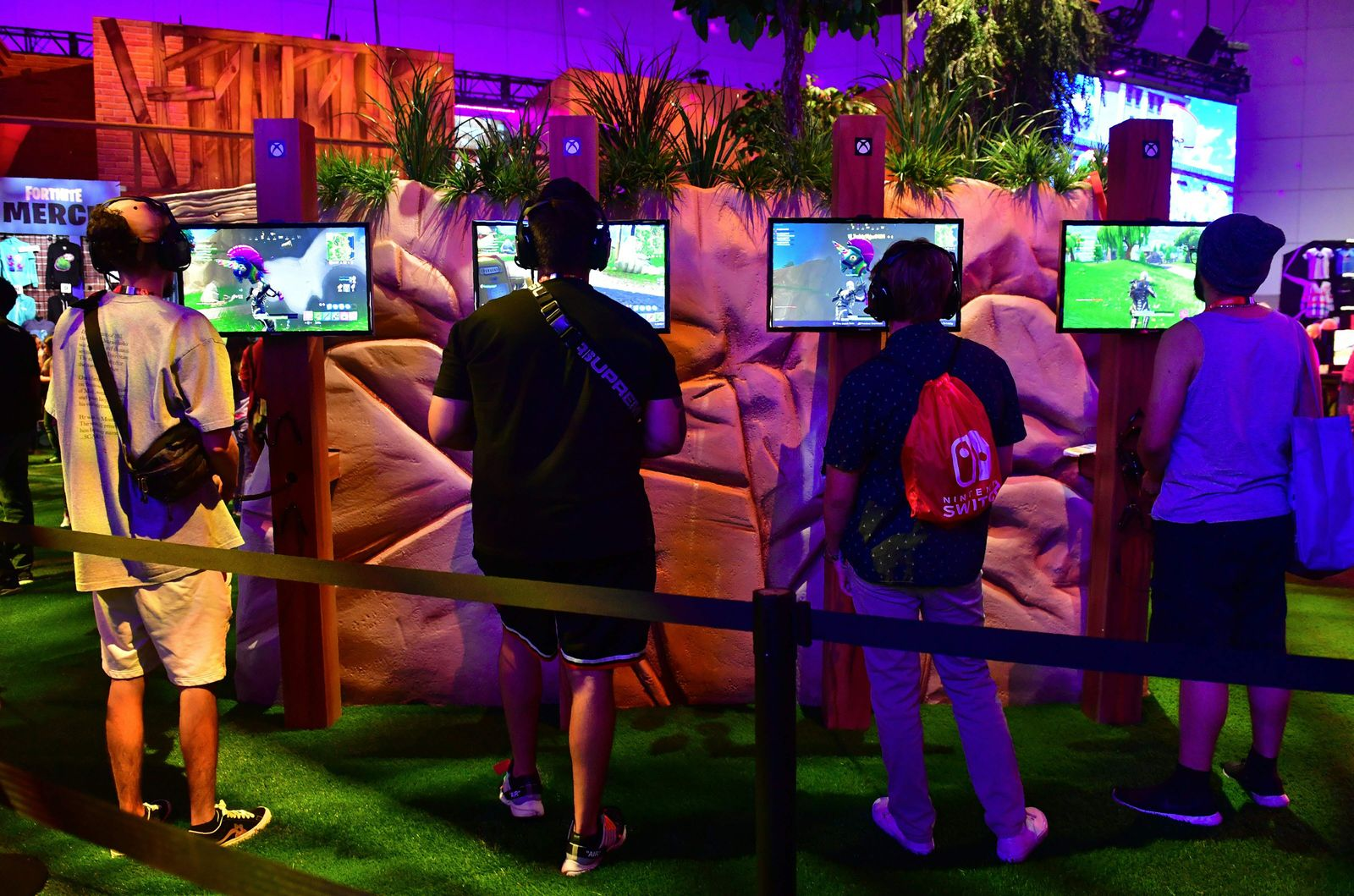 E3 2018, the three day Electronic Entertainment Expo, one of the biggest events in the gaming industry calendar