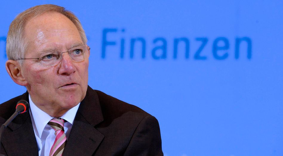 Bundesfinanzminister Schäuble: Rettungspaket für Griechenland?