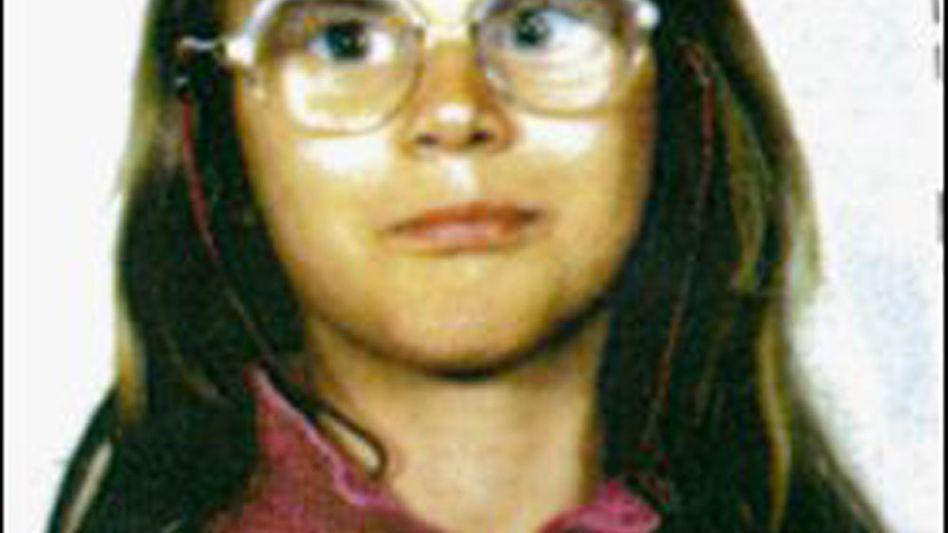 Mordopfer Stephanie (Archivfoto von 1991)
