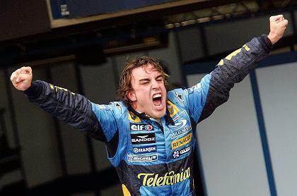 Weltmeister Alonso: Erster Titel