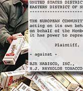 Die EU-Klageschrift listet die Vergehen der Tabakmultis minutiös auf