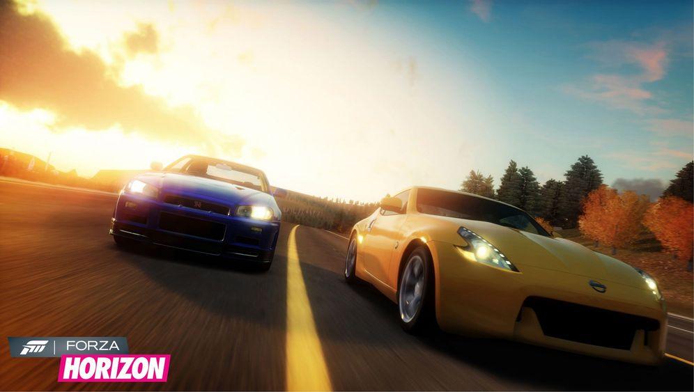 "Angespielt: ""Forza Horizon"""