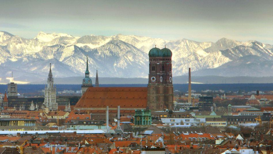 Bei ausländischen Talenten besonders beliebt: München