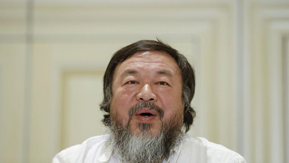 Künstler Ai Weiwei: Lego reagiert auf Zensurvorwurf