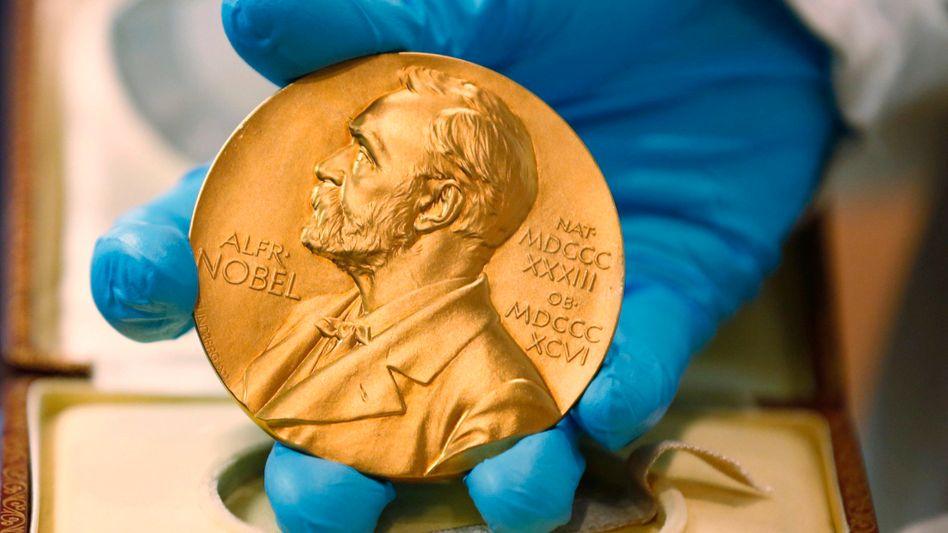 Goldene Nobelpreismedaille: Offensichtlicher kann der Nutzen von Grundlagenforschung kaum werden