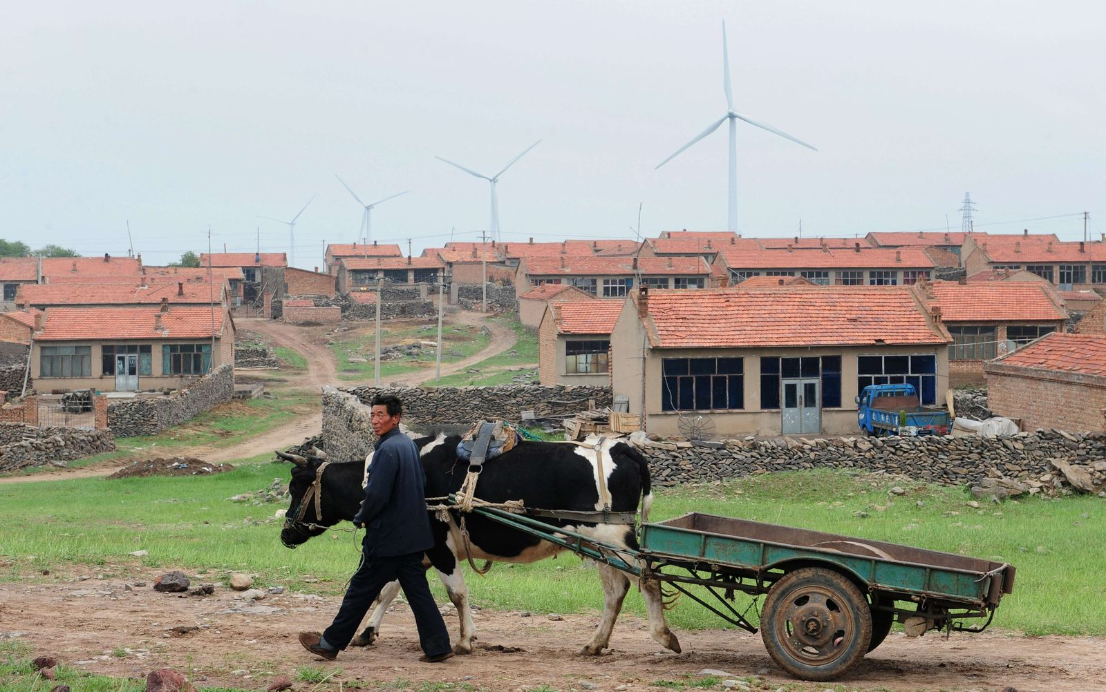 CHINA-ENVIRONMENT-ENERGY