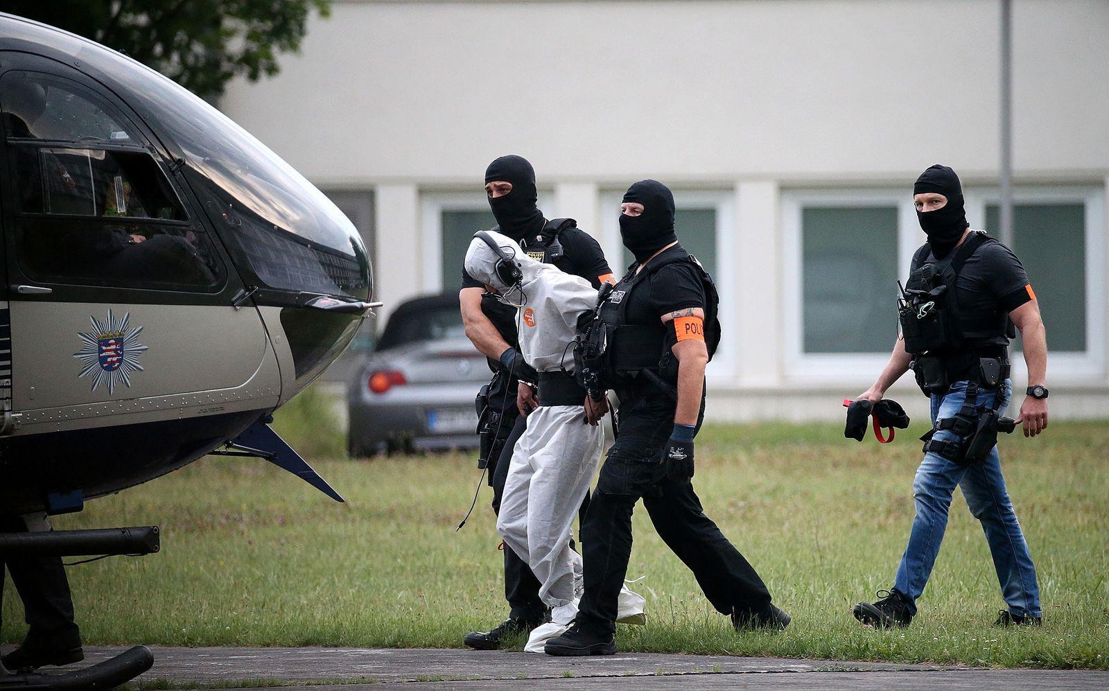 Todesfall Susanna - Tatverdächtiger kommt in U-Haft