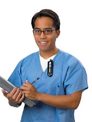 """Arzt und Communicator: """"Doktor Brown"""""""