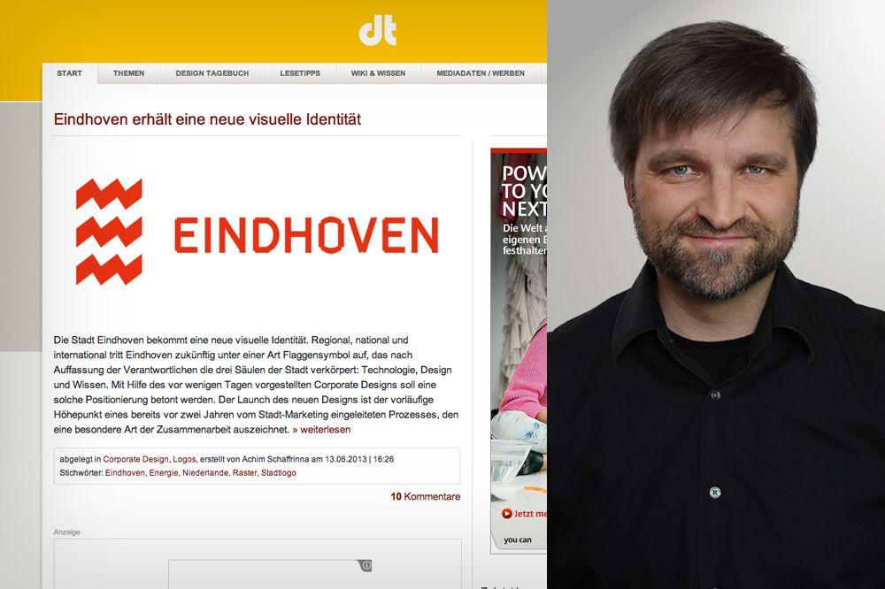 NUR ALS ZITAT Screenshot Blogger / 3_designtagebuch