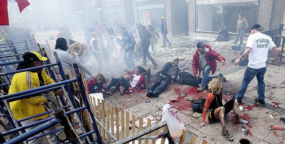 Opfer des Terroranschlags von Boston: Obama brach mit der schlechten Tradition der Bush-Jahre