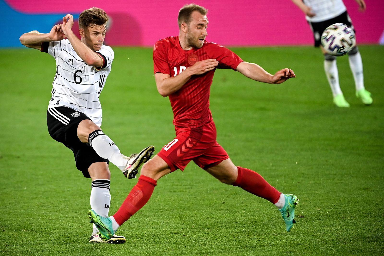 Germany vs Denmark