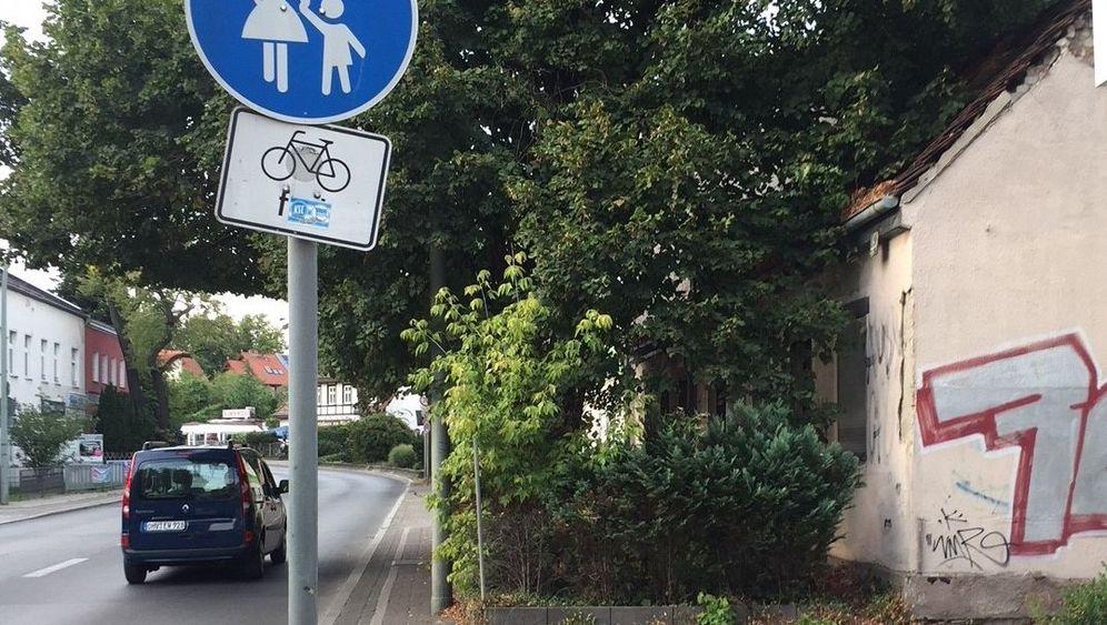 Poller, Ecken, Kanten: Radweg-Irrsinn in den Städten