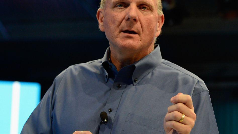 Microsoft-Chef Ballmer: Kauf von Aquantive war zweitteuerster Deal nach Skype-Übernahme