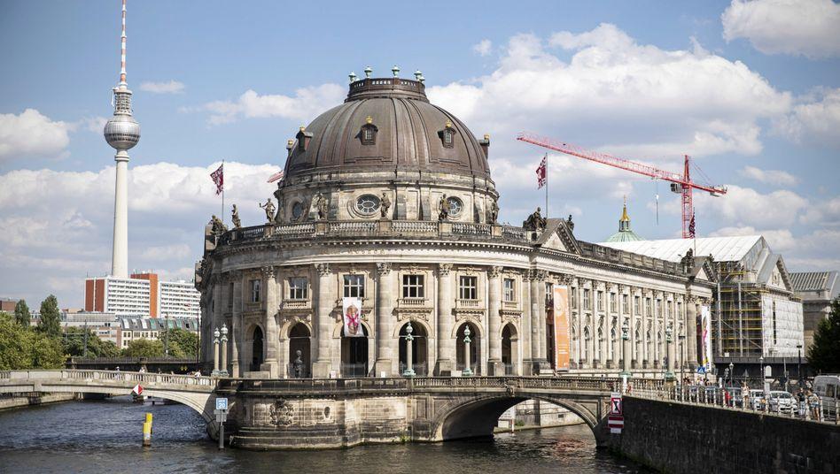 Das Bode-Museum in Berlin: Machten die Sicherheitsmängel es den Dieben zu leicht?