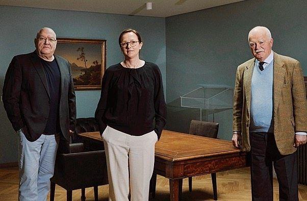 Verteidiger Fischer, Korn, Gauweiler