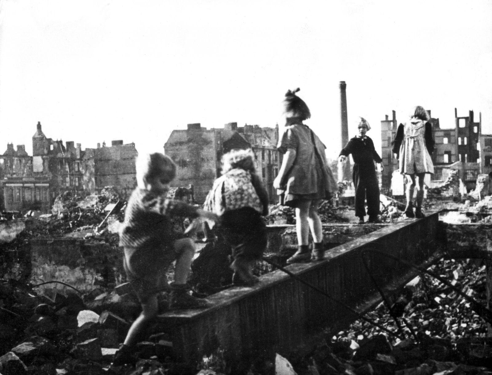 Gedenkveranstaltungen zum Hamburger Feuersturm
