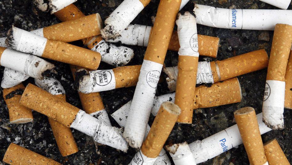 Ein Rauchstopp macht sich schnell bemerkbar