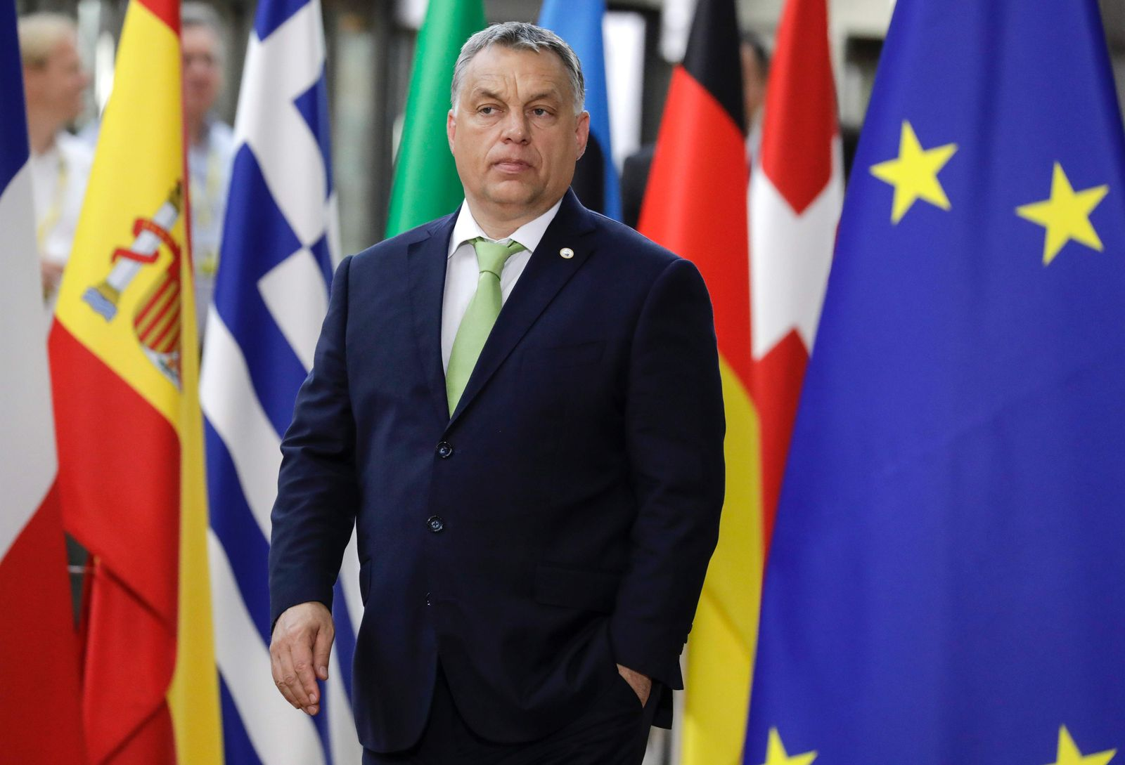 Viktor Orban / Brüssel