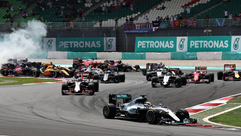 Liberty Media will die Formel 1 aus der Krise führen