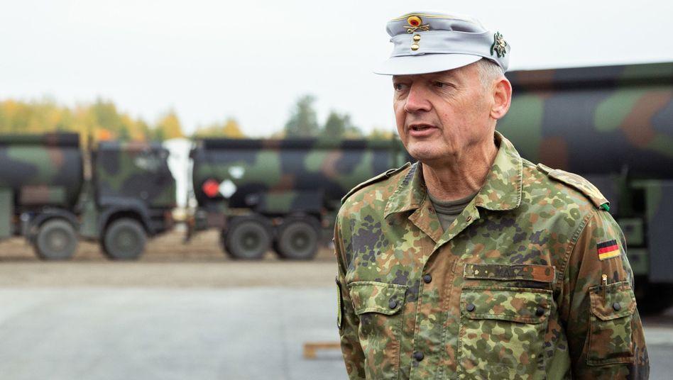 Brigadegeneral Michael Matz