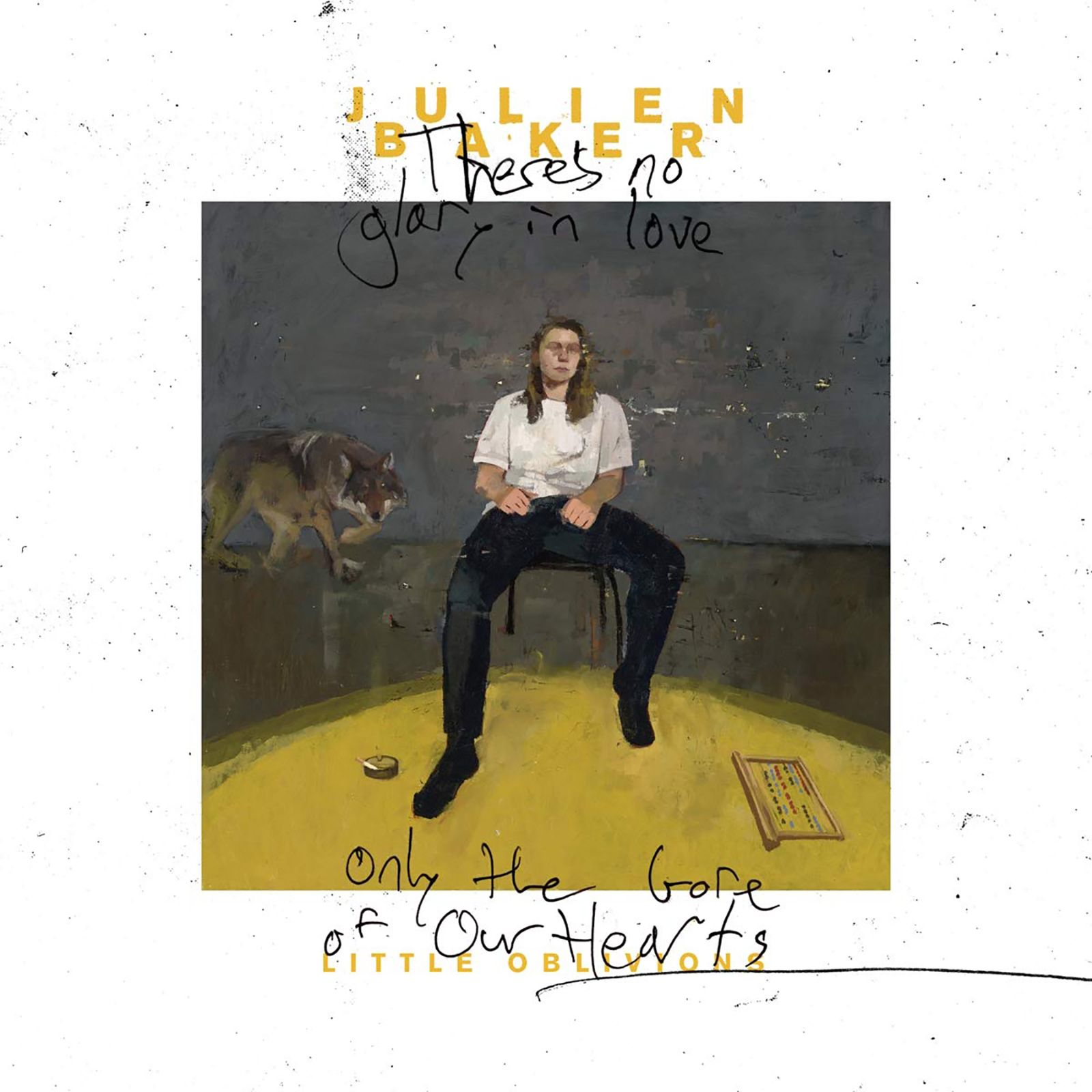 Abgehört/ Julien Baker: Little Oblivions COVER