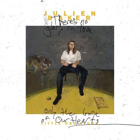 Cover des Albums »Little Oblivions« von Julien Baker