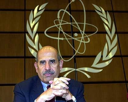 """United Nations nuclear inspector Mohamed ElBaradei: """"We will come closer to nuclear war if we do not consider a new international control system."""""""