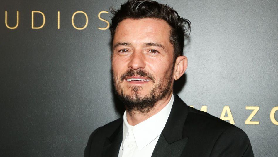 Schauspieler Bloom im Jahr 2020
