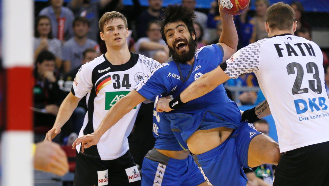 Handball Wm Deutschland Chile