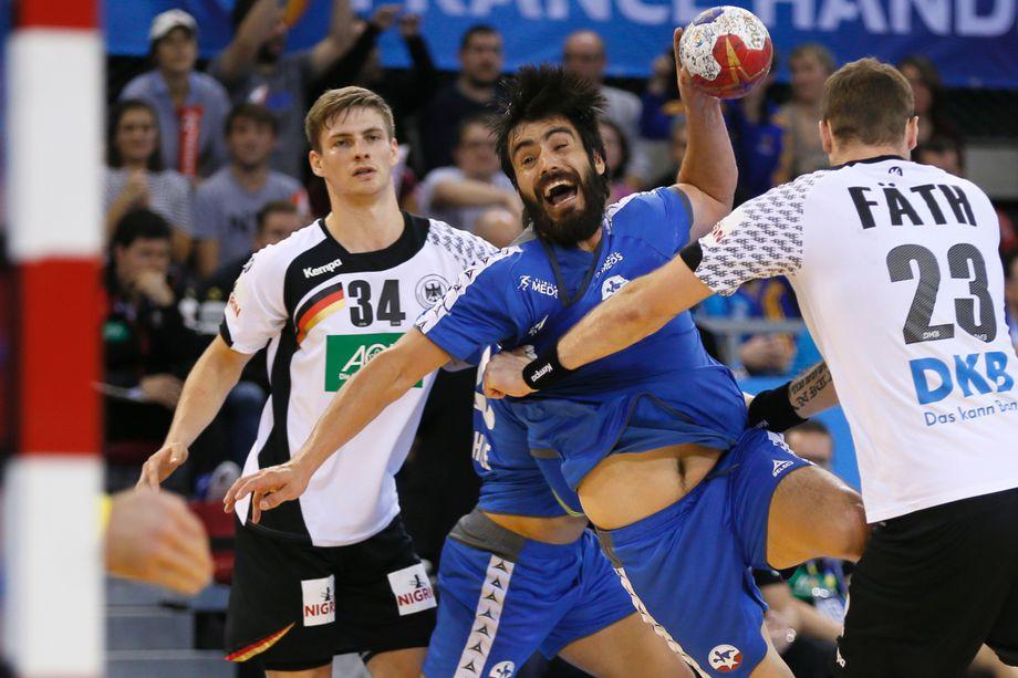 Handball Deutschland Chile