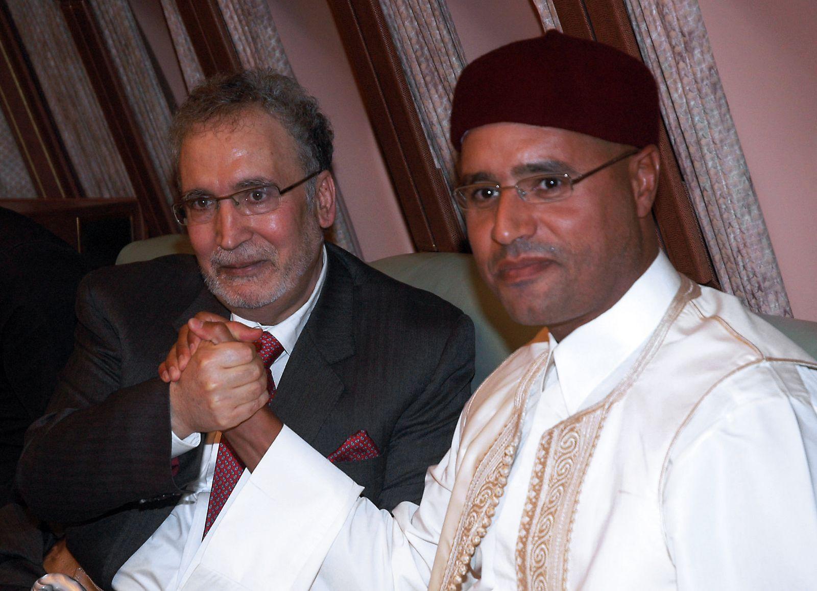 Seif al-Islam und Mikrahi
