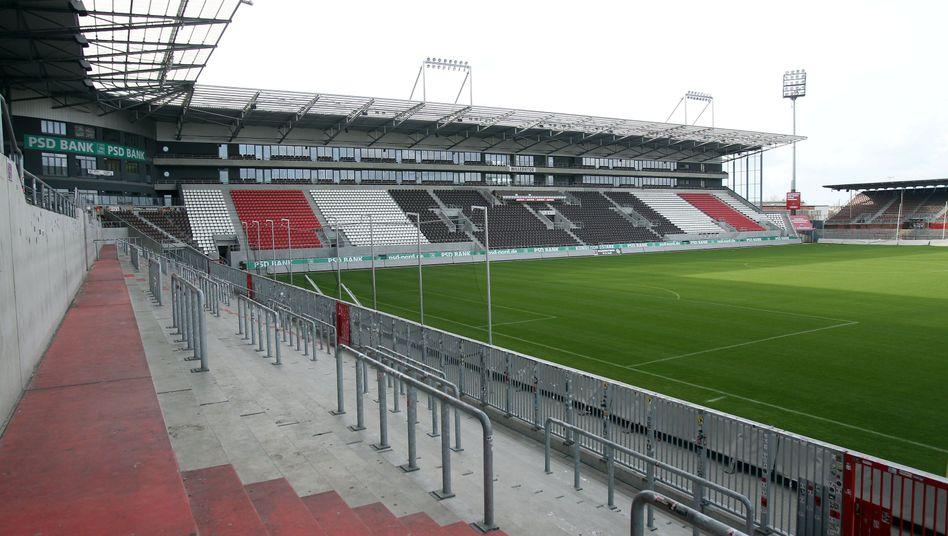 Millerntorstadion des FC St. Pauli: Ein Spiel ohne Fans