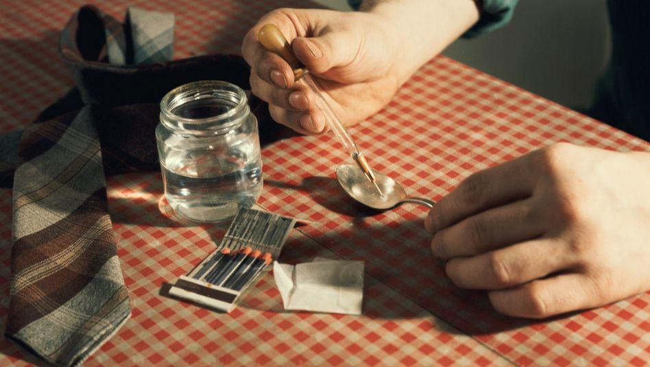 Heroinbesteck