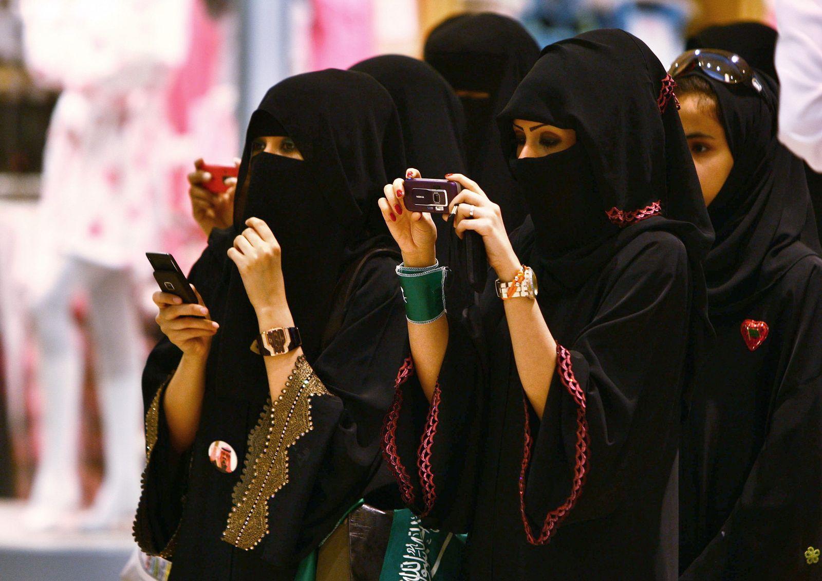 Saudi Arabien/ Frauen