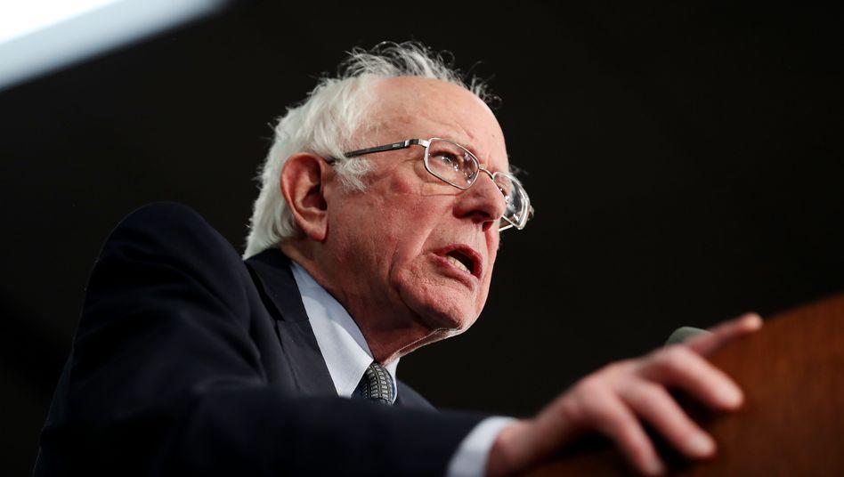 US-Medienbericht: Russland mischt sich offenbar zugunsten von Bernie Sanders in Vorwahlkampf ein