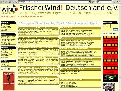 """Netzwerk """"Frischer Wind"""": Wie damals """"sozial"""" und """"liberal"""""""