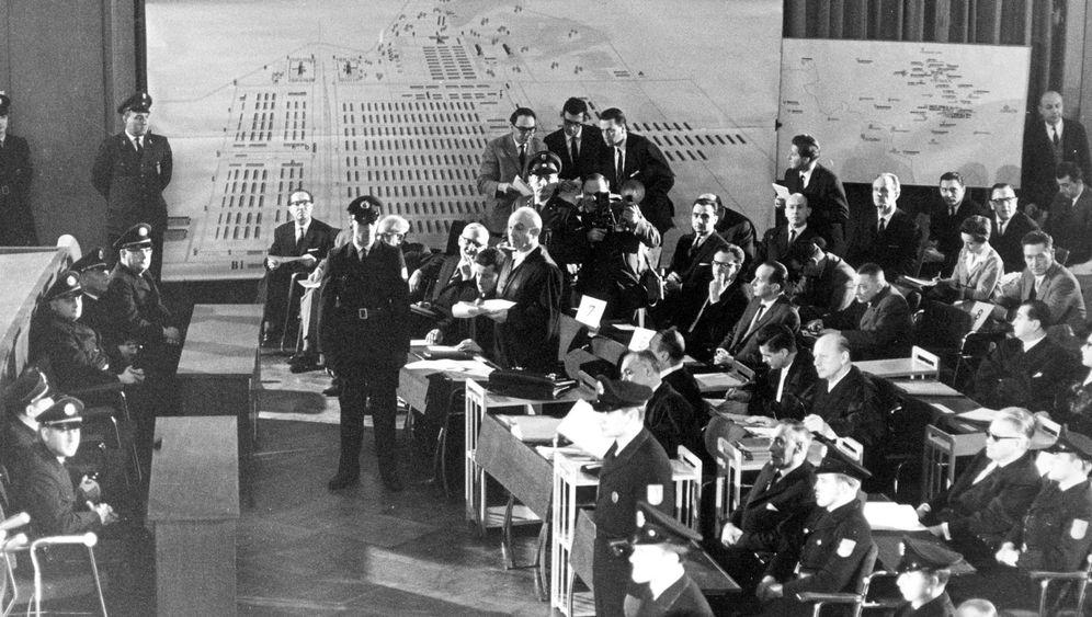 DDR-Justiz: Doppelstrategie im Umgang mit NS-Tätern
