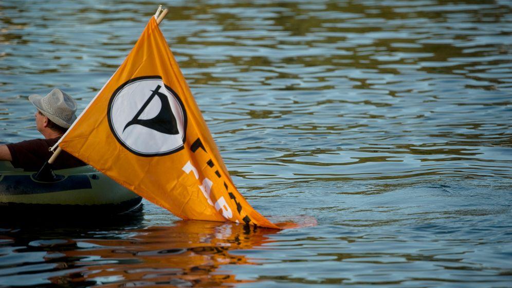 Piratenpartei: Enttäuschte Netzaktivisten
