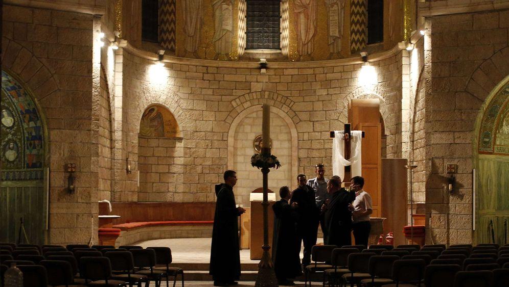 Anschlag auf Kirche: Brennpunkt Berg Zion