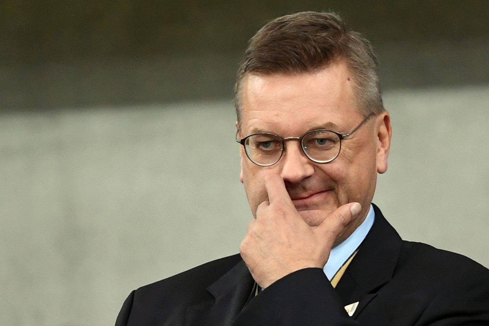 DFB-Chef Grindel