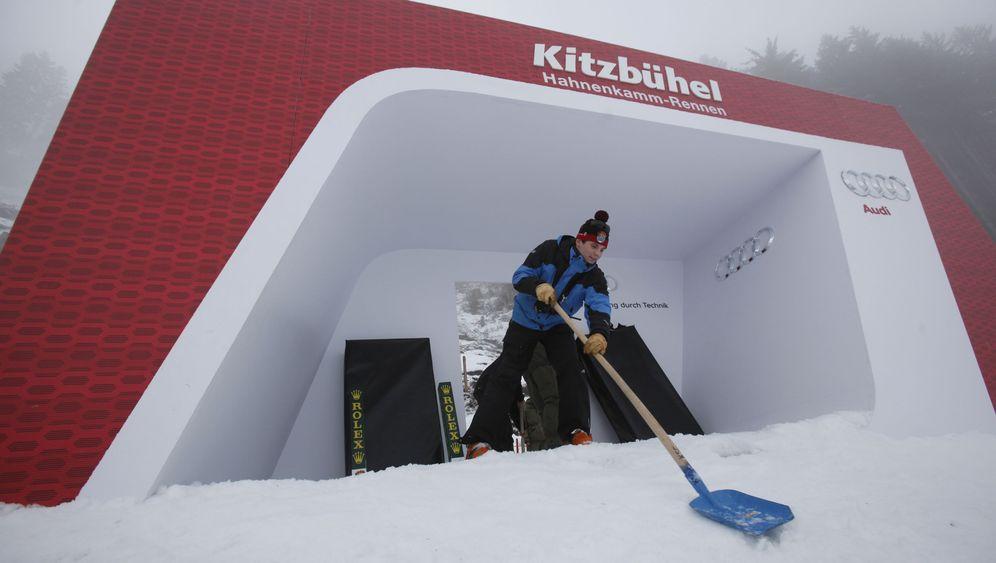 """Ski alpin: Die Schlüsselstellen der """"Streif"""""""