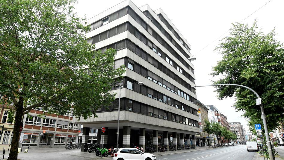 Sitz der Greensill Bank in Bremen: Wegen drohender Überschuldung hat die Bafin ein Veräußerungs- und Zahlungsverbot erlassen