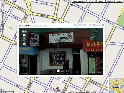 Porno-Buchhandlung: Hier gibt es im kalifornischen Oakland Pornos, Vibratoren und andere Erwachsenen-Unterhaltung
