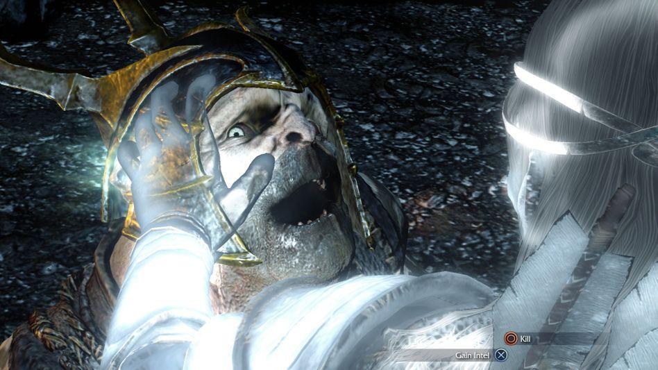 """Szene aus """"Mittelerde: Mordors Schatten"""": Das Spiel von 2014 gab es kürzlich für 3,99 Euro im Summer Sale von Steam"""